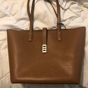 MK brown purse